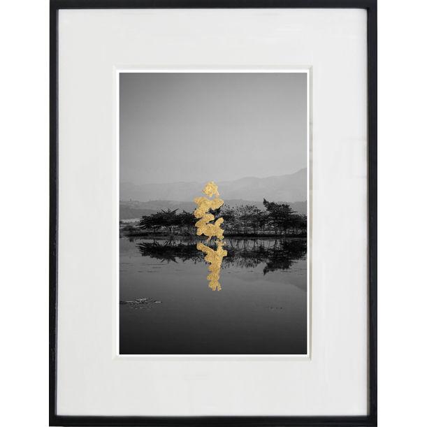 Kutho series : Landscape II by Andrea Alkalay