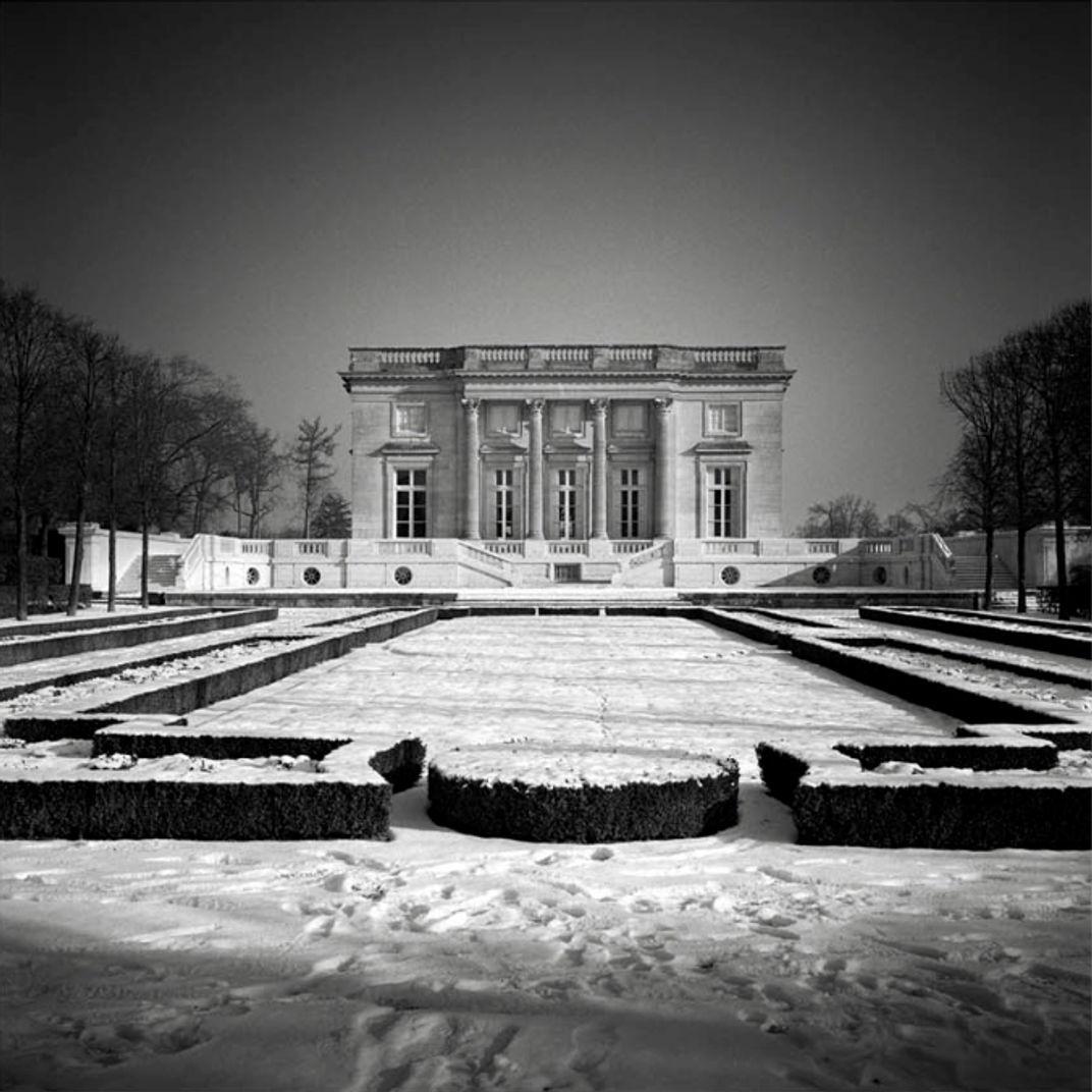 Versailles - Jardina a la Francaise du petit Trianon by Jerome LeTellier