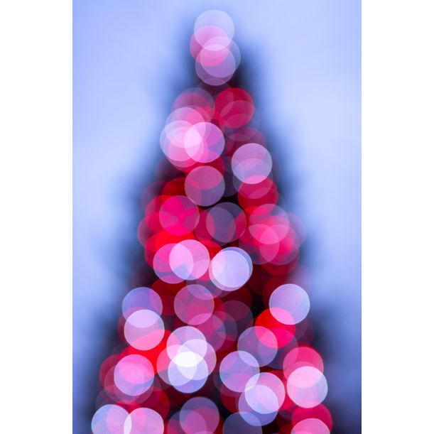 Christmas under the London Eye by Tal Paz-Fridman
