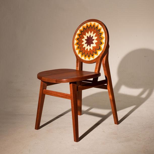 Cocar Chair - Plain by Yankatu - Design With Soul