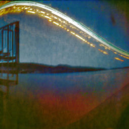 Bergen Solargraphy Series l by Shih Yun Yeo