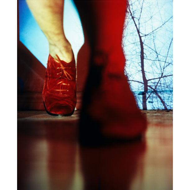 Entre Chien et Loup - Red Shose 1 by Yu Hirai