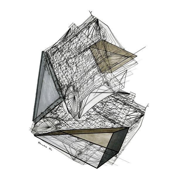 Equilibrium (No. 5) by Benedict Ros