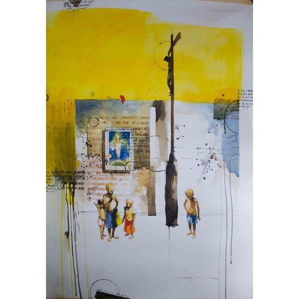 Untitled-4 by Subir Dey