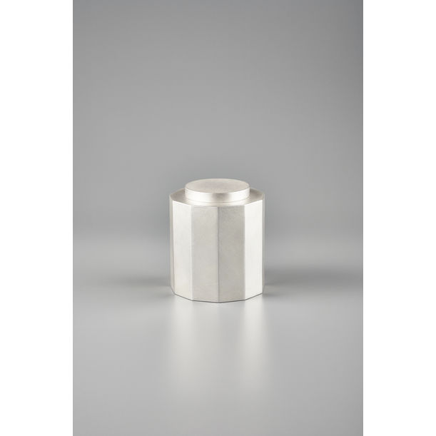 925 Silver Tea Canister by Kenny Son