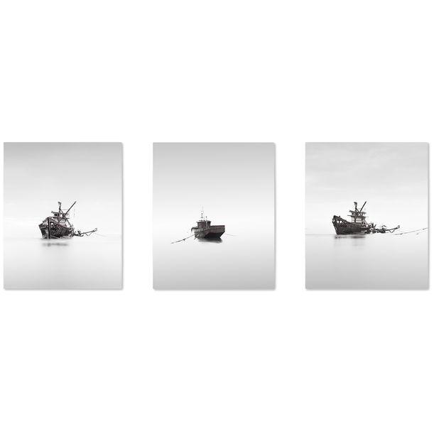 Boat Wrecked Series by Jasper Resari