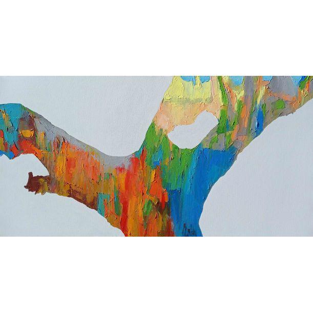 Eucalyptract 1 (Revisited) by Abhishek Kumar