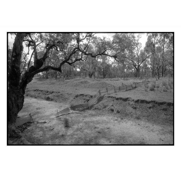 Sandy Creek by Damian Seagar