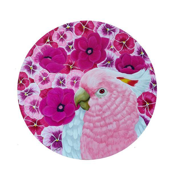 Pink Blossom by Sreya Gupta