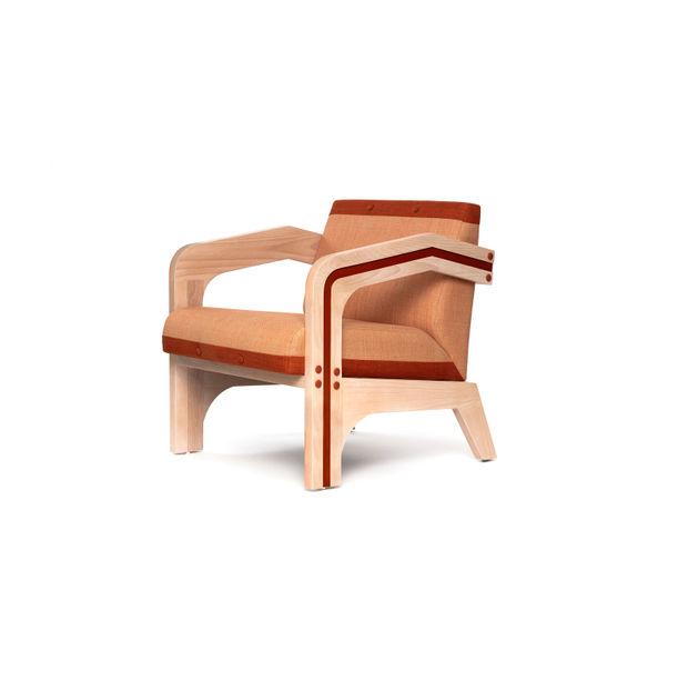 Eluney Lounge Chair by Zonddi