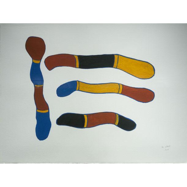 Untitled, 2006 by Nim Kruasaeng