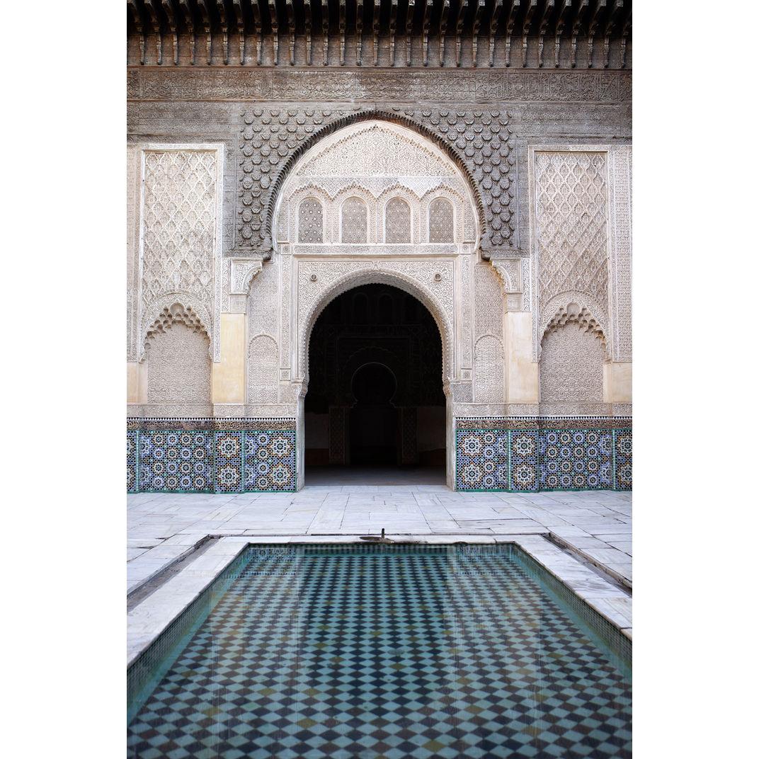 Marrakech 7 by Patricia Barrett