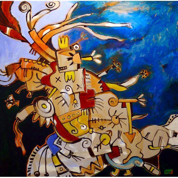 Barbarossa by Antoh (Antonio Mansueto)