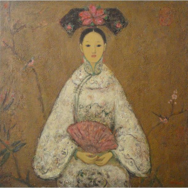 Madame Hong Yan by Jia Juan Li