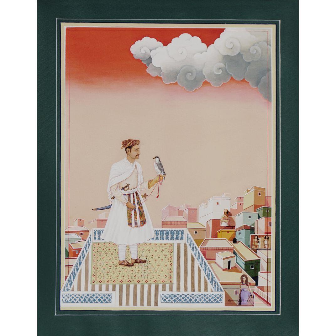 Urban Empire # 2 by Abhijit Paul