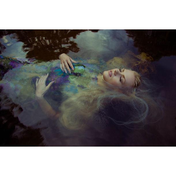 Blue Fantasy by Viet Ha Tran