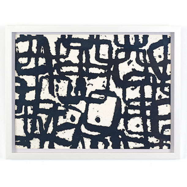 Black Dot in Square by Chiyu Uemae