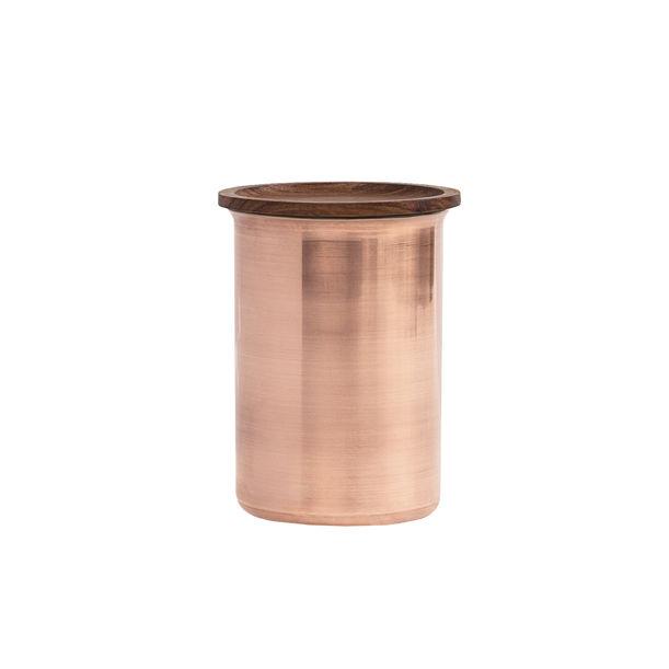 Ayasa Copper Storage Jar - 0.75L by Tiipoi