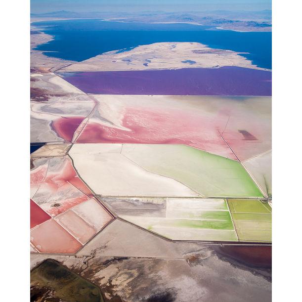 New York to Los Angeles, Utah #2 by Ashok Sinha