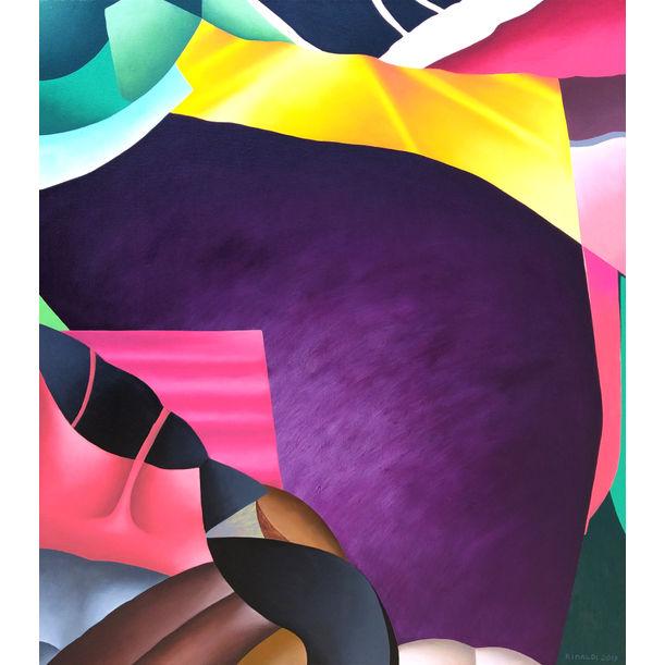 Color Composition by Rinaldi Syam
