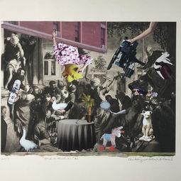 Hand in Hand 'NL' # 3 by Umibaizurah Mahir Ismail