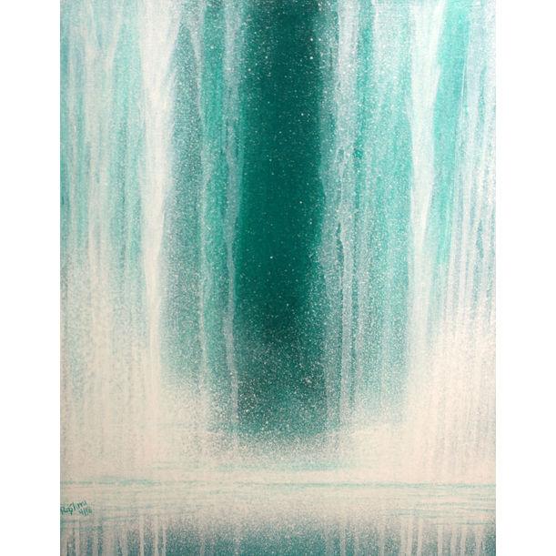 Green Mist by Rashmi Soni