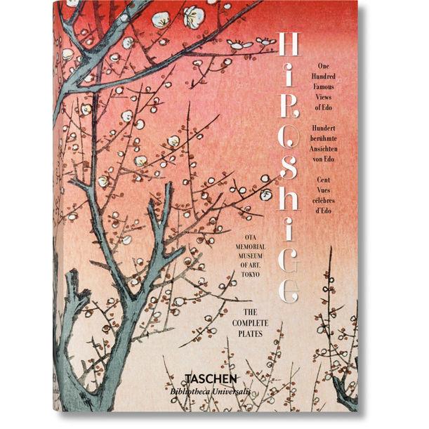Hiroshige. One Hundred Famous Views of Edo by Melanie Trede, Lorenz Bichler