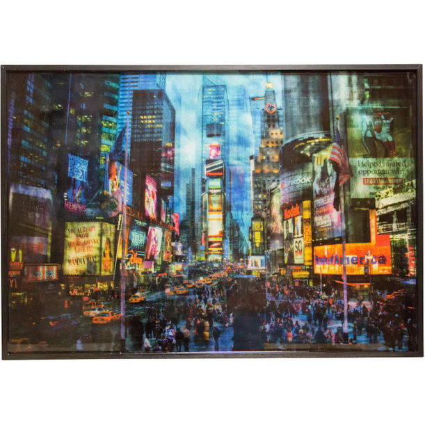 New York, Times square by Tomoya