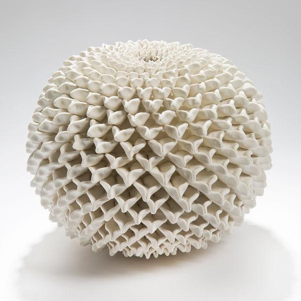Chrysanthemum Vessel by Vanessa Hogge