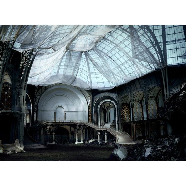 Uchrony - Grand Palais, by Seb Janiak