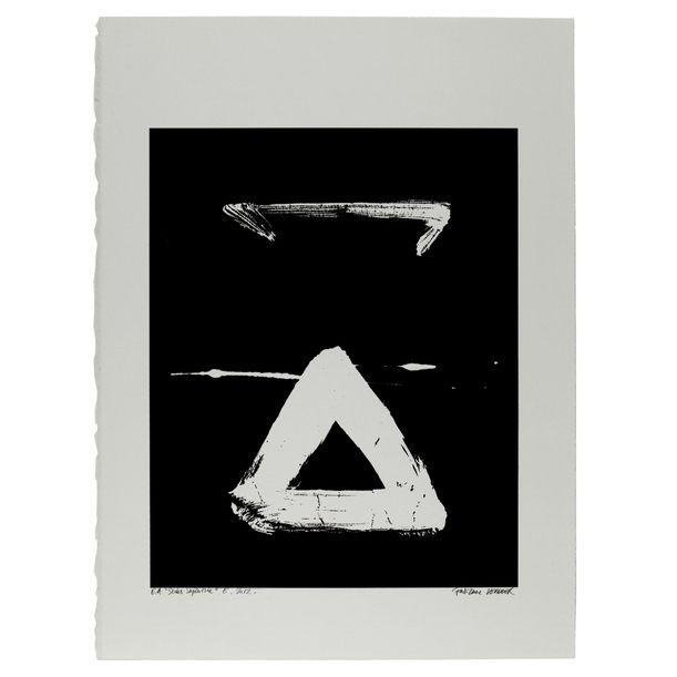Etude du Sedes Sapientiae 7 by Fabienne Verdier