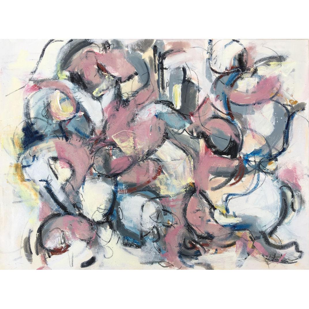 Passage II by Heidi Lanino