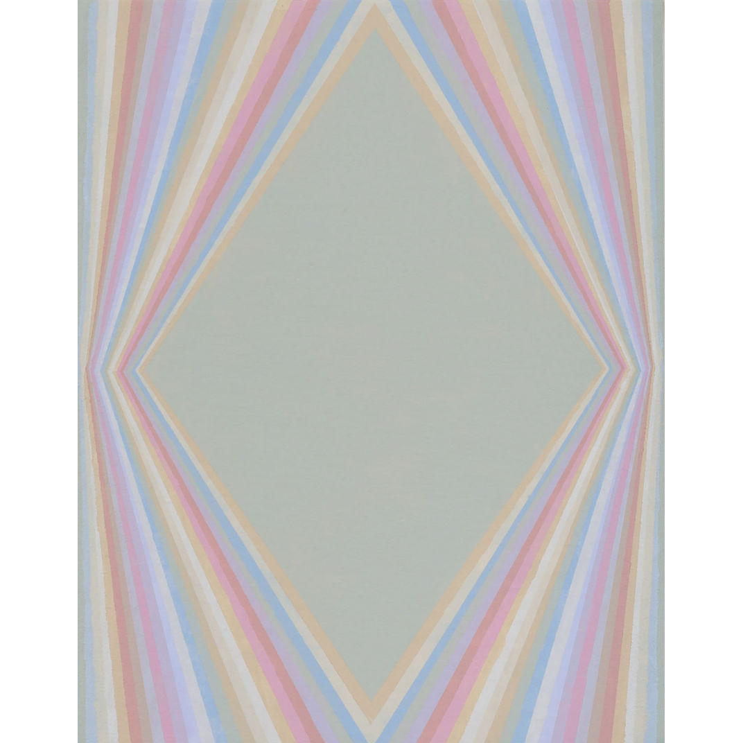 Rough diamond by Audrey Stone