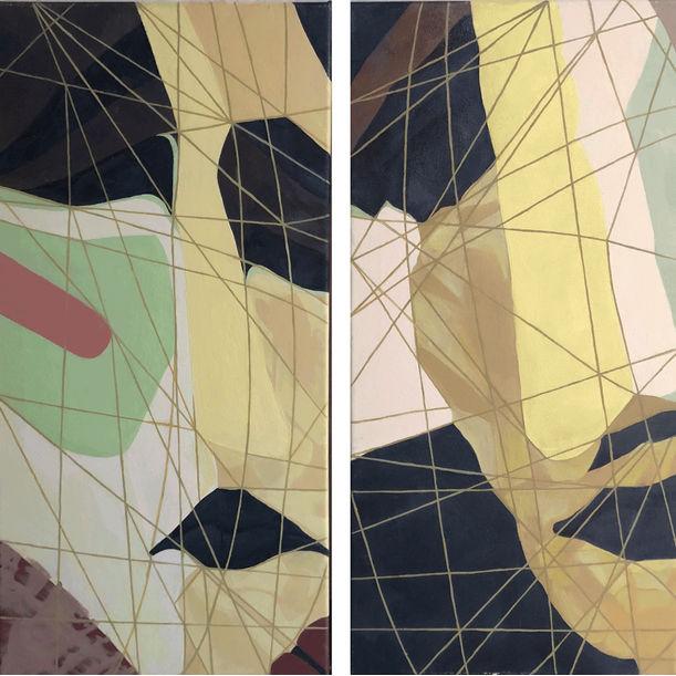 Fragments - Separation by Yolla Sassine