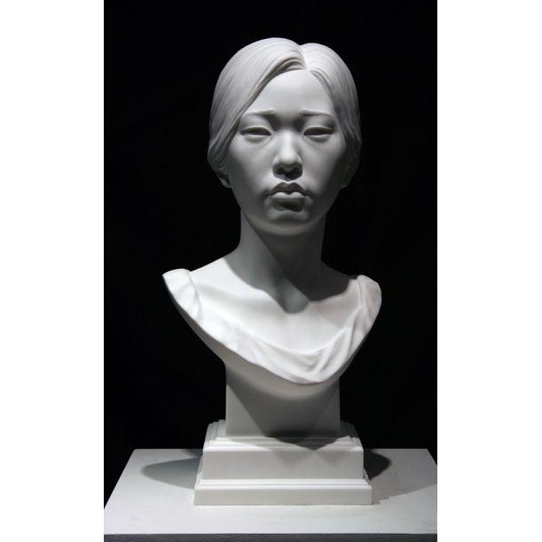 Vanitas Bust by ByungHo Lee