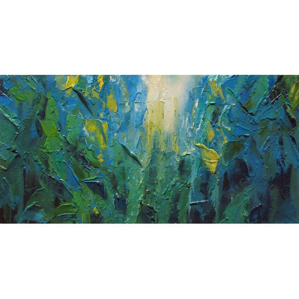 Blue Joy by Abhishek Kumar