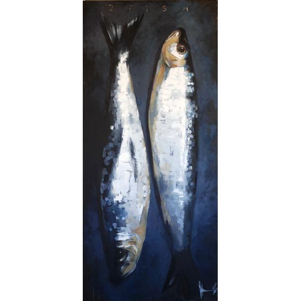 2 fish by Igor Shulman