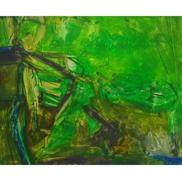 Green Mist by Abhishek Kumar