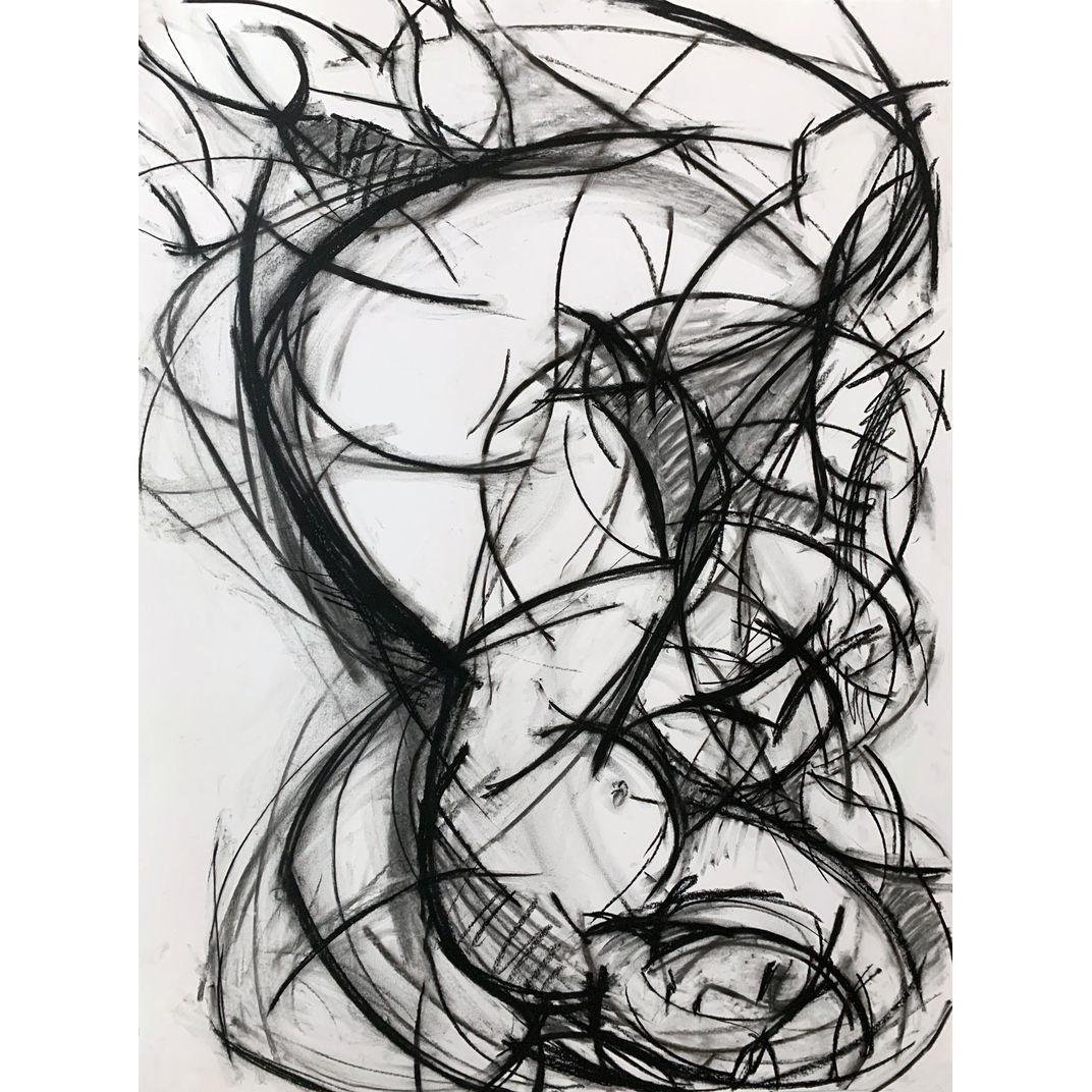 Figure #4 by Heidi Lanino