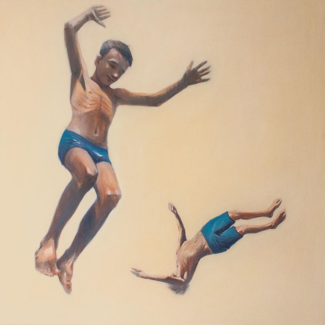 Flight by Nata Zaikina