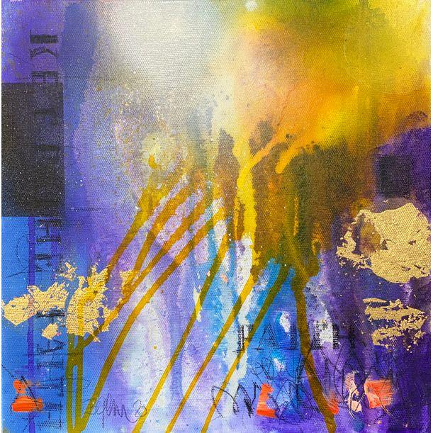keep the faith XI by Bea Garding Schubert