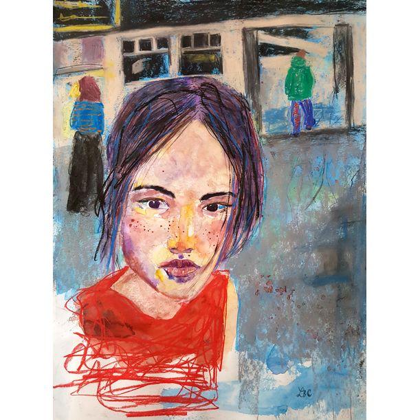 Melancholia by Linda Bachammar