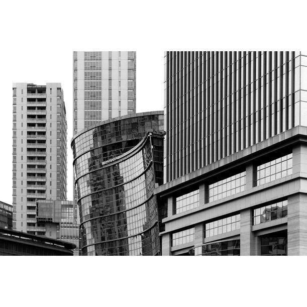 City Line 05 by Mutiara Suryadini