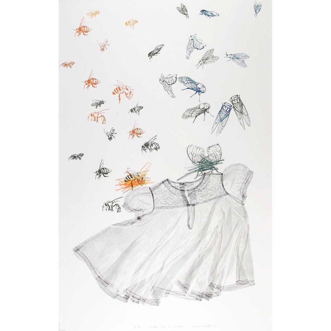 Neither Bee Nor Cicada by Luca Cruzat
