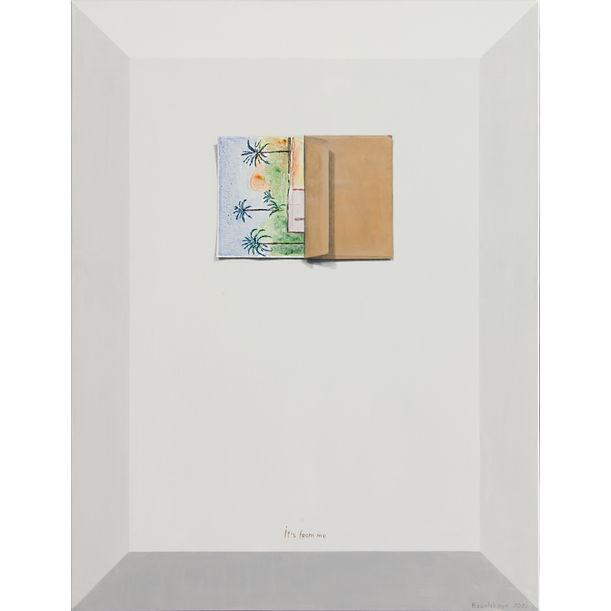 Just Envelope by Nataliya Bagatskaya