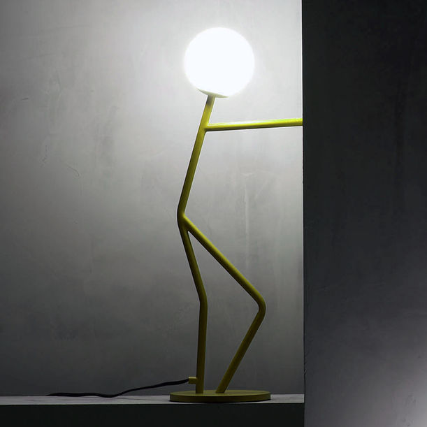 O M I N O-PUSHER(S) YELLOW permanent environment cleansing illumination by S  U  G  O