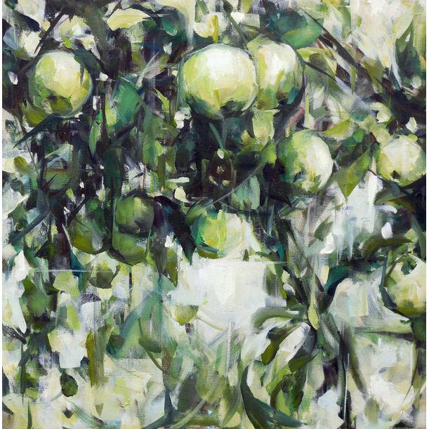 Colorless Green Ideas by Hyunju Kim