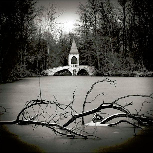 Bonnelle, Le pont du temple d'amour - France by Jerome LeTellier