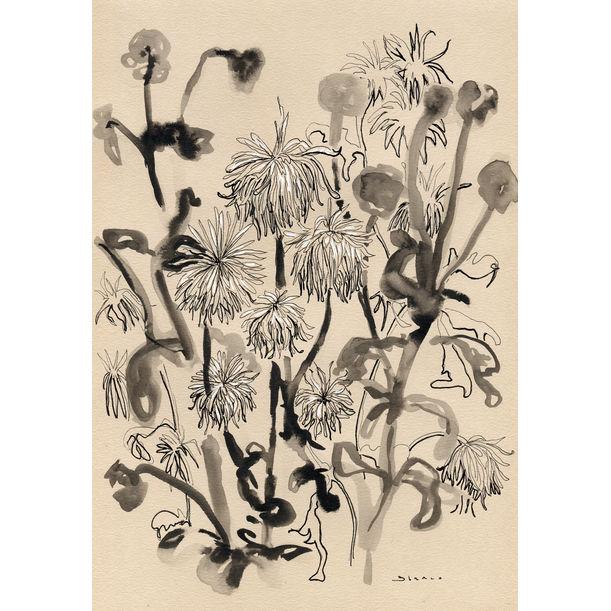Wilting flowers by Elena Blanco
