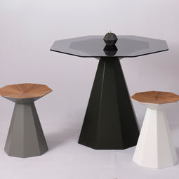 Phan collection - TABLE by SSTEEL